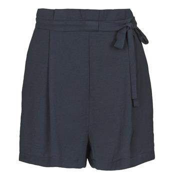 tekstylia Damskie Szorty i Bermudy Only ONLAMANDA Marine