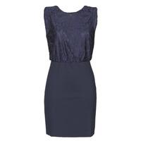 tekstylia Damskie Sukienki krótkie Vero Moda VMLILLIE Marine