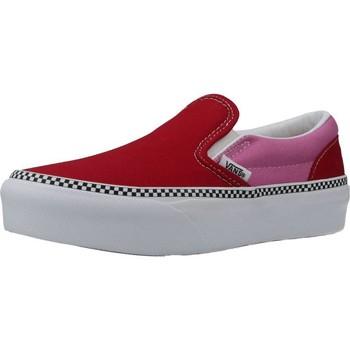 Buty Dziewczynka Tenisówki Vans VN0A3TL1WVX1 Czerwony