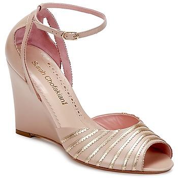 Sandały Sarah Chofakian LA PARADE