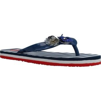 Buty Dziewczynka Japonki Gioseppo 43217G Niebieski