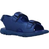 Buty Chłopiec Sandały Real Madrid S23961I Niebieski