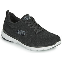 Buty Damskie Fitness / Training Skechers FLEX APPEAL 3.0 PLUSH JOY Czarny