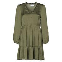 tekstylia Damskie Sukienki krótkie Betty London NULIE Kaki
