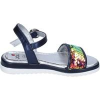 Buty Dziewczynka Sandały Joli Sandały BM757 Niebieski