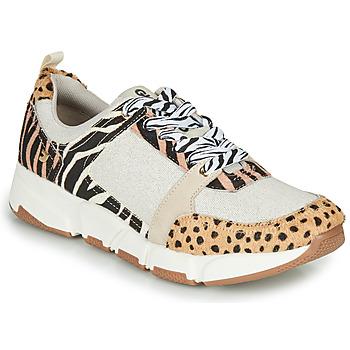 Buty Damskie Trampki niskie Gioseppo CREAZZO Leopard