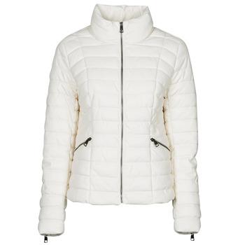 tekstylia Damskie Kurtki pikowane Liu Jo WF0237-E0624 Biały