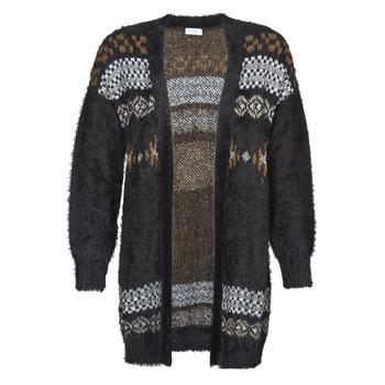 tekstylia Damskie Swetry rozpinane / Kardigany Liu Jo MF0162-MA89J Wielokolorowy