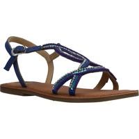 Buty Dziewczynka Sandały Gioseppo 39584G Niebieski