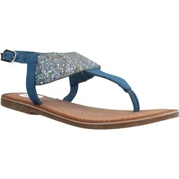 Buty Dziewczynka Sandały Gioseppo 31242G Niebieski