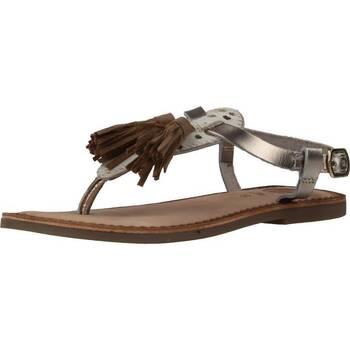 Buty Dziewczynka Sandały Gioseppo 38695G Srebrny