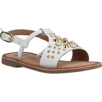 Buty Dziewczynka Sandały Gioseppo 43886G Biały