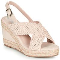 Buty Damskie Sandały Xti  Różowy