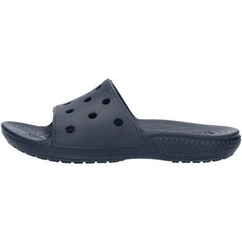 Buty Chłopiec klapki Crocs 206396 Niebieski