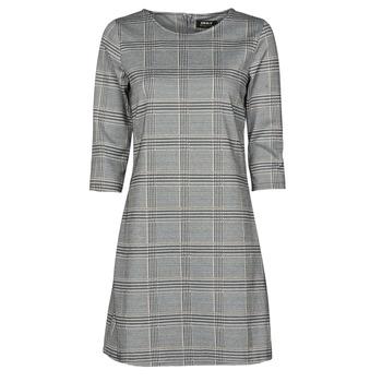 tekstylia Damskie Sukienki krótkie Only ONLBRILLIANT Szary