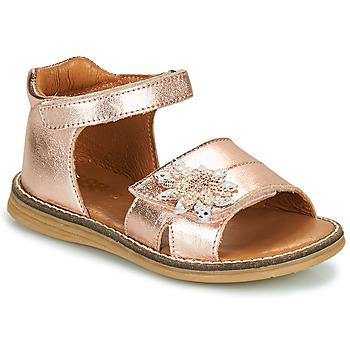 Buty Dziewczynka Sandały GBB SATIA Różowy