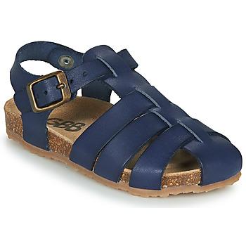 Buty Chłopiec Sandały GBB COQUI Niebieski