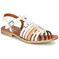 Buty Dziewczynka Sandały GBB BANGKOK Biały