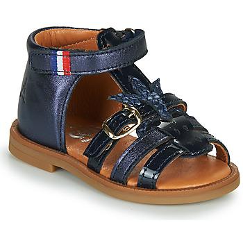 Buty Dziewczynka Sandały GBB PAULETTE Marine