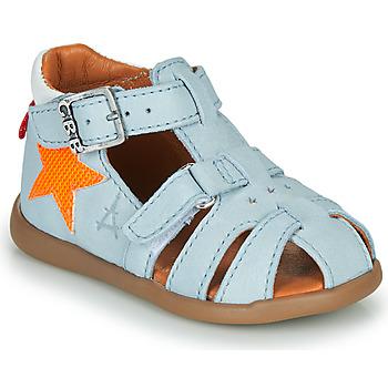 Buty Chłopiec Sandały GBB MARIUS Niebieski