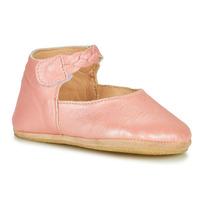 Buty Dziewczynka Obuwie domowe Easy Peasy BLUBLU DANCE Różowy