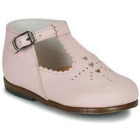 Buty Dziewczynka Baleriny Little Mary FLORIANE Różowy