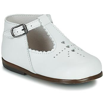 Buty Dziewczynka Baleriny Little Mary FLORIANE Biały