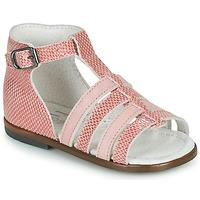 Buty Dziewczynka Sandały Little Mary HOSMOSE Różowy