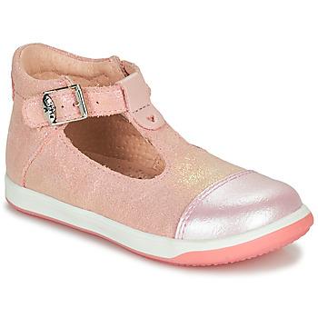 Buty Dziewczynka Baleriny Little Mary VALSEUSE Różowy
