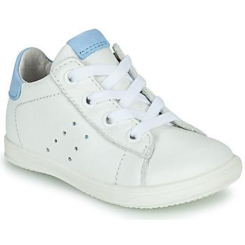 Buty Chłopiec Trampki niskie Little Mary DUSTIN Biały