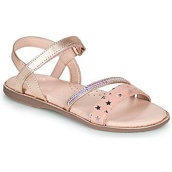 Buty Dziewczynka Sandały Little Mary DOLERON Różowy