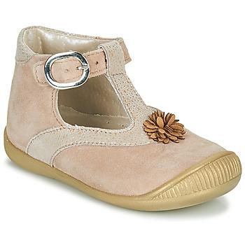Buty Dziewczynka Sandały Little Mary GENTIANE Beżowy