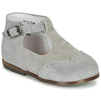 Buty Chłopiec Sandały Little Mary FRANCOIS Szary