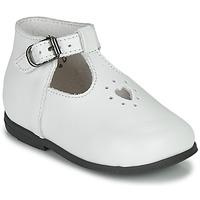 Buty Dziewczynka Sandały Little Mary NANNY SP Biały