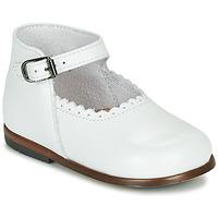 Buty Dziewczynka Sandały Little Mary VOCALISE Biały