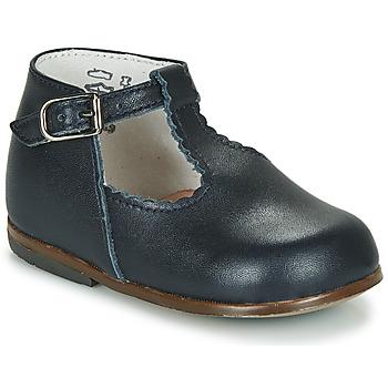 Buty Dziewczynka Sandały Little Mary BASTILLE Niebieski