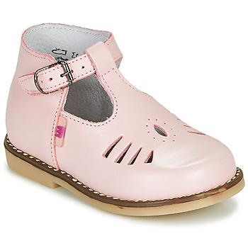 Buty Dziecko Sandały Little Mary SURPRISE Różowy