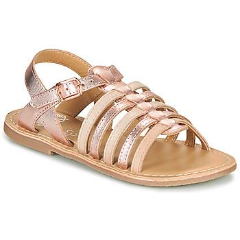 Buty Dziewczynka Sandały Little Mary BARBADE Różowy