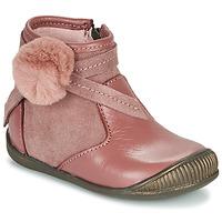 Buty Dziewczynka Buty za kostkę Little Mary FRANCOISE Różowy