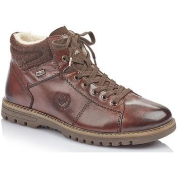 Buty Męskie Śniegowce Rieker Brązowe buty Nobel Virage Filz Brown