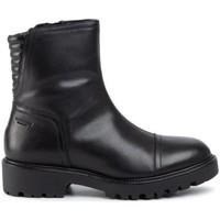 Buty Damskie Botki Vagabond Shoemakers Czarne Botki Kenova Black