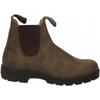 Buty Damskie Buty za kostkę Blundstone BLUNDSTONE COLLECTION rustic-brown