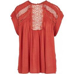 tekstylia Damskie Topy / Bluzki See U Soon 20112148 Pomarańczowy
