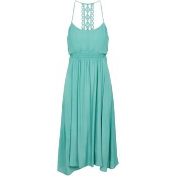 tekstylia Damskie Sukienki długie See U Soon 20122126 Zielony
