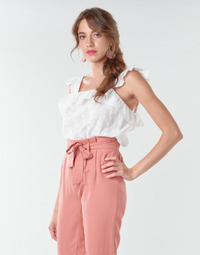 tekstylia Damskie Topy / Bluzki Betty London OOPSA Biały