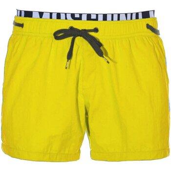 tekstylia Męskie Kostiumy / Szorty kąpielowe Love Moschino A6118 Żółty
