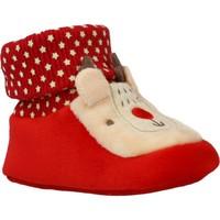Buty Chłopiec Obuwie domowe Chicco ORBIX Czerwony