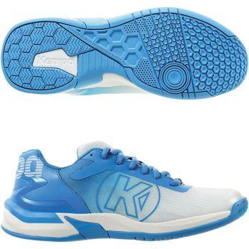 Buty Damskie Multisport Kempa Chaussures femme  Attack 2.0 blanc/bleu