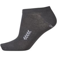 Dodatki Skarpety Hummel Chaussettes strap  SMU gris foncé/noir