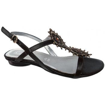 Buty Damskie Sandały Keys  Brązowy